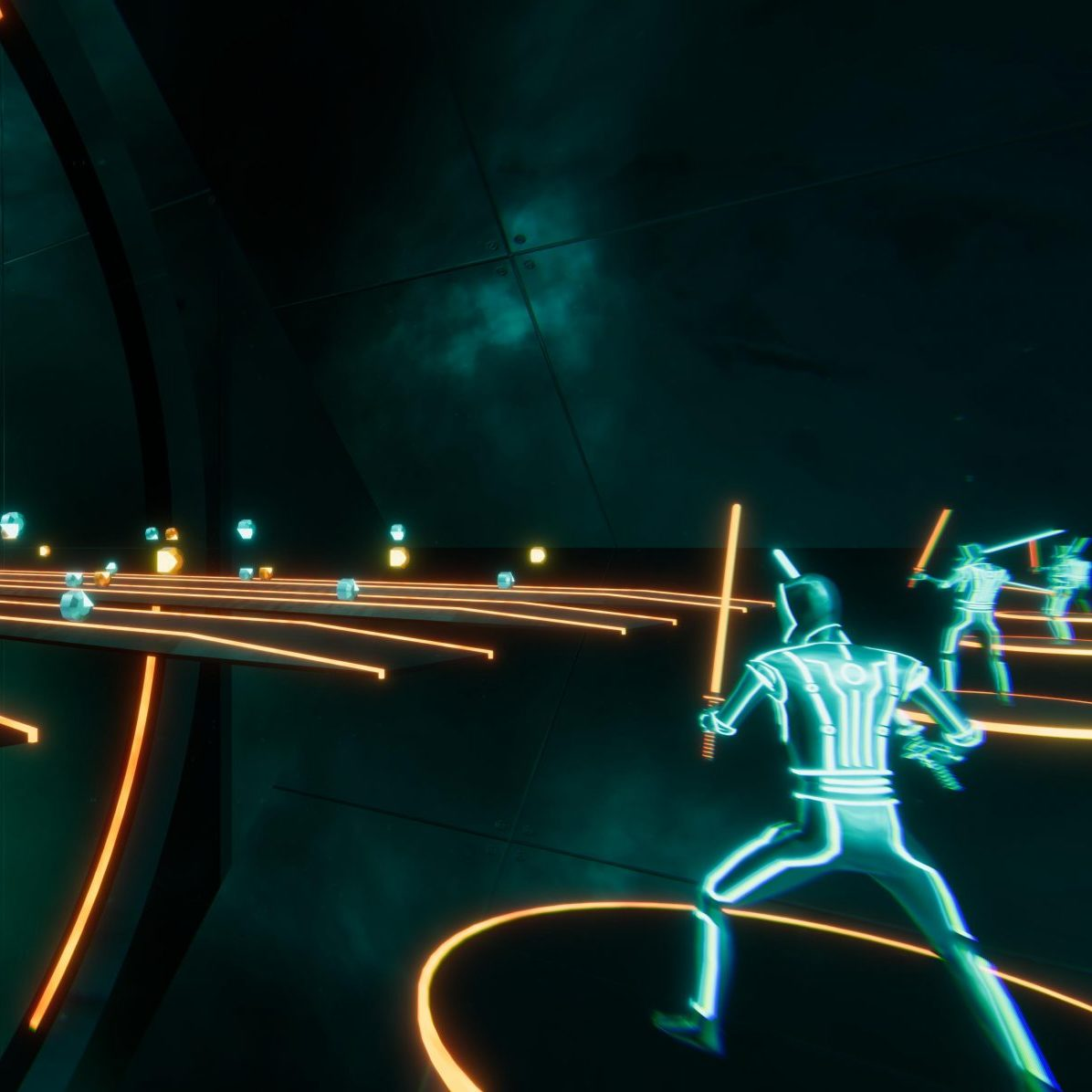 Rhythmatic VR